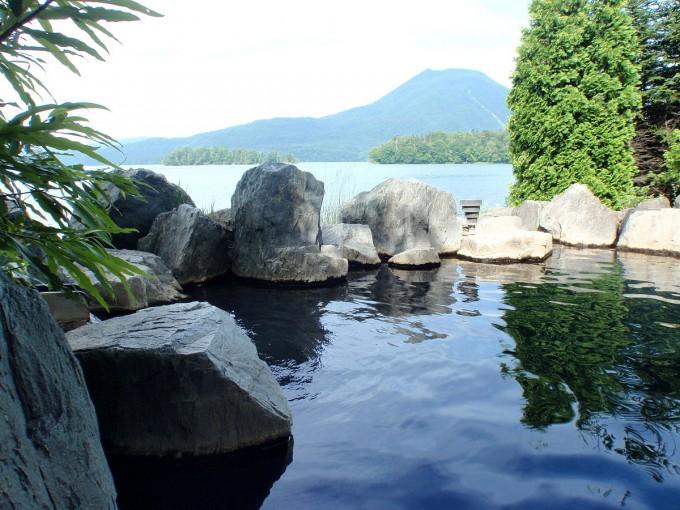 釧路観光スポット 阿寒湖温泉