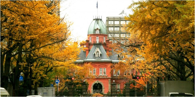 北海道11月