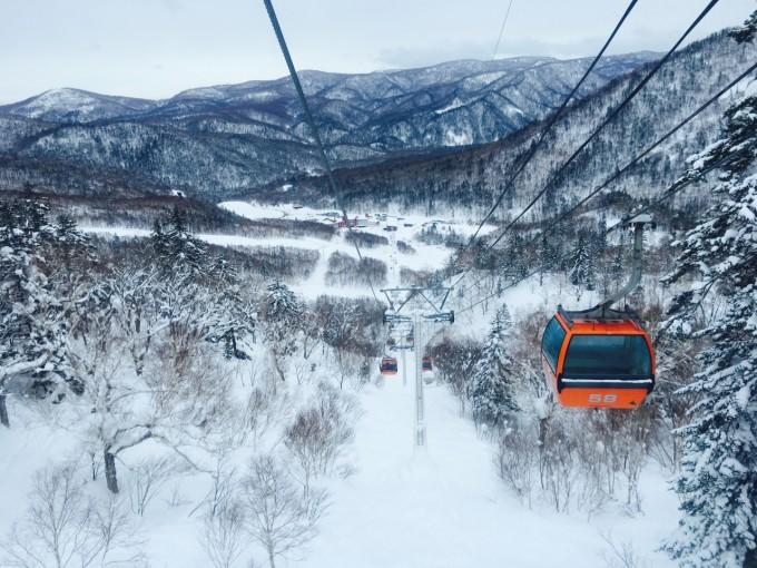 2月の北海道気候