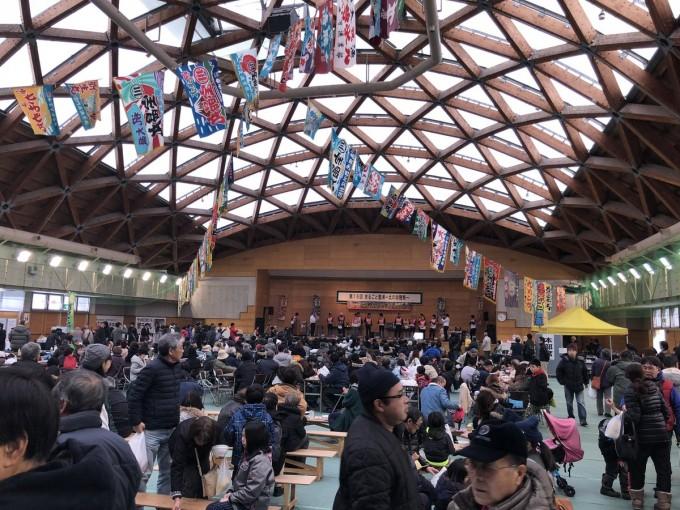 まるごと豊浦北の収穫祭