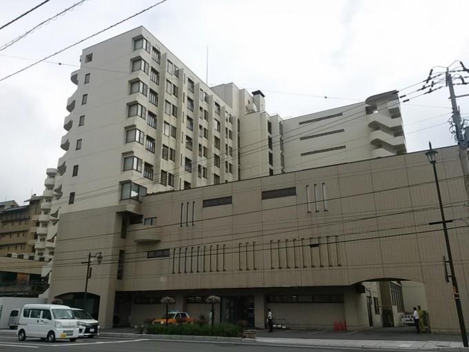 函館 プリンスホテル渚亭
