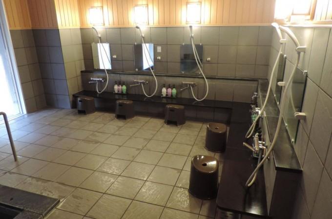 新千歳空港 ホテル グラン千歳 大浴場