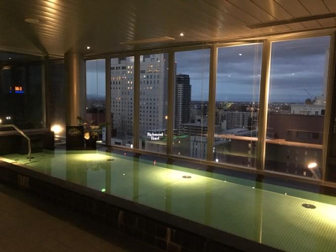 クロスホテル札幌 大浴場