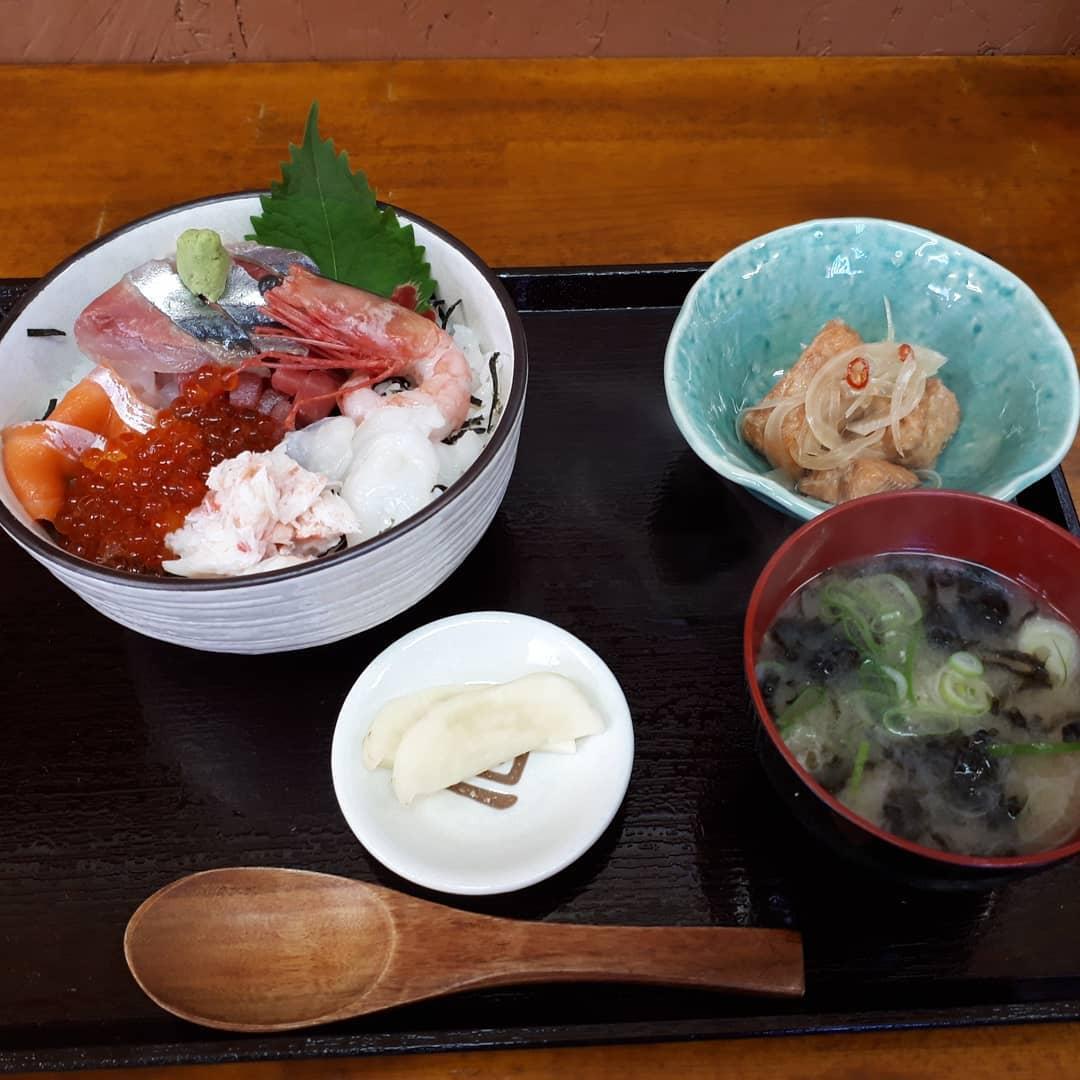 いち乃家 小樽 朝食