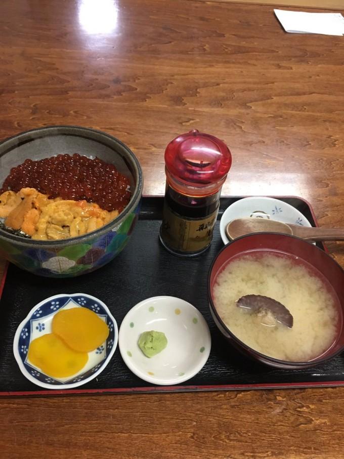 函館 朝食 味の一番