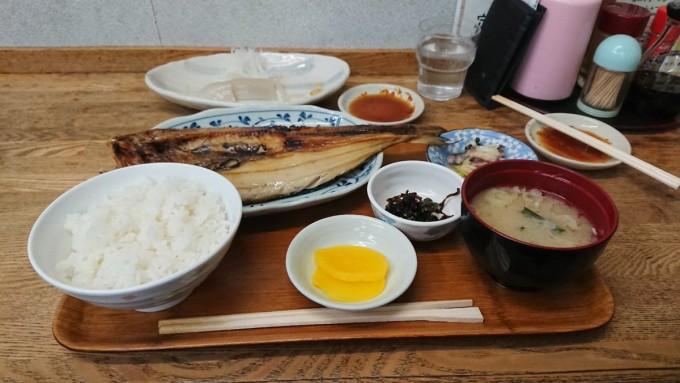 小樽 朝食 お食事処のんのん