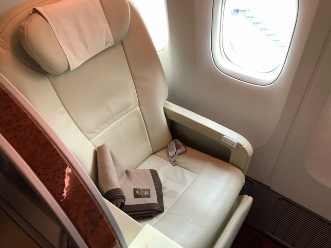 一人旅の計画は、まずは飛行機から!