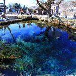山梨のパワースポット!神秘の泉「忍野八海」の魅力
