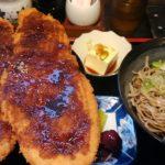 福井県の2大地元グルメ『越前おろしそば』と『ソースカツ丼』が絶品すぎる!