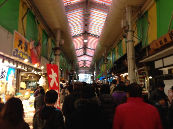 近江町市場ってどんなトコ?