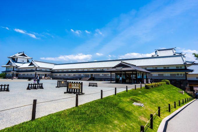 JR金沢駅から徒歩で行ける!?