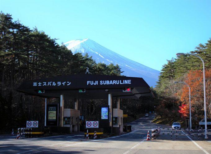 富士スバルライン沿線の見どころ
