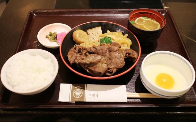 三嶋亭(みしまてい)大丸京都店