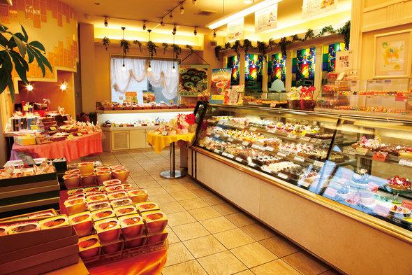 お菓子の工房 バンボシュール 嵯峨野店