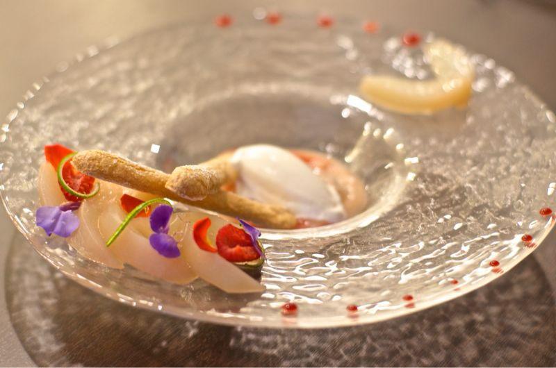 Desserts La Flamme Bleue