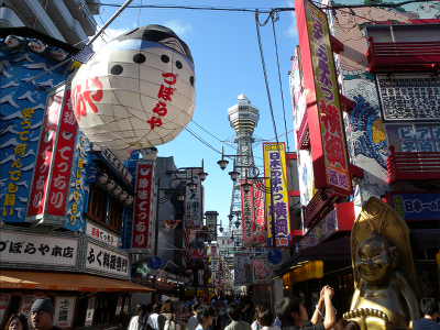 沖縄よりも暑い?大阪の夏の暑さは日本一