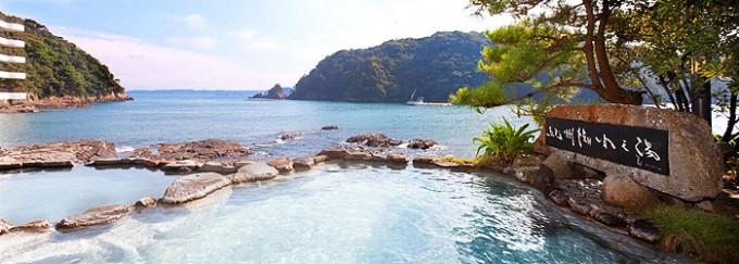 南紀勝浦温泉 ホテル中の島