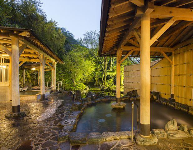 伏尾(ふしお)温泉