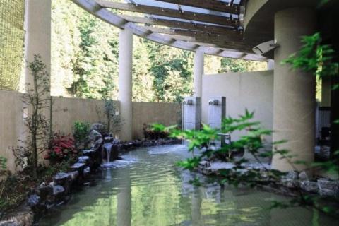 牛滝(うしたき)温泉