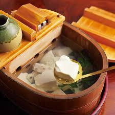 豆水楼 祇園店 湯豆腐