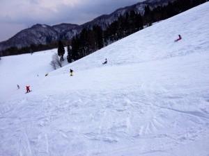 万場スキー