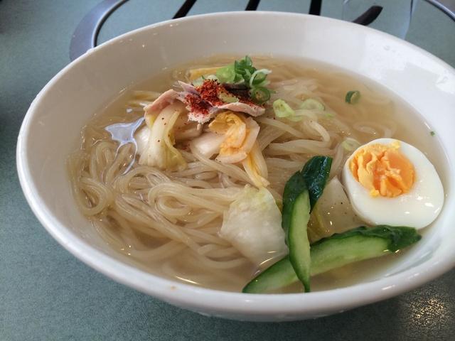 冷麺(元祖 平壌冷麺)