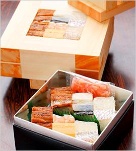 吉野寿司 すし1