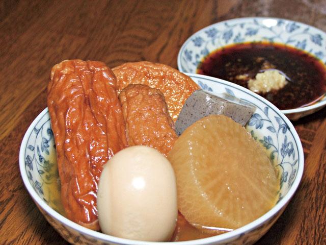 兵庫 郷土料理 姫路おでん