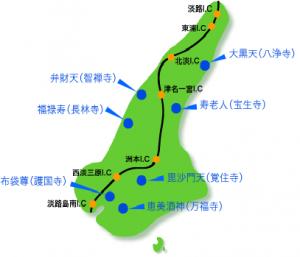 七福神まっぷ
