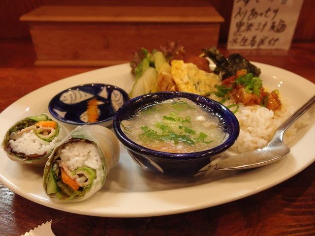 タン・カフェのベトナム料理