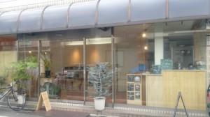 精米カフェ 店