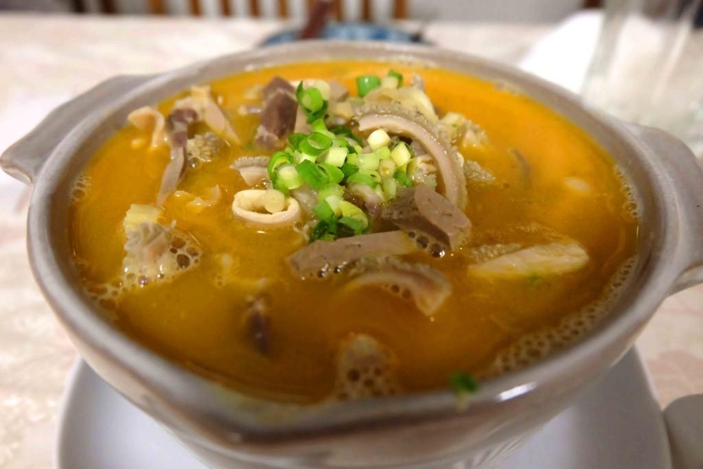 スピリット モンゴル料理