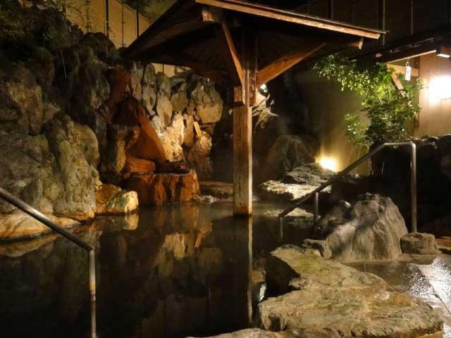 仁左衛門の湯 風呂