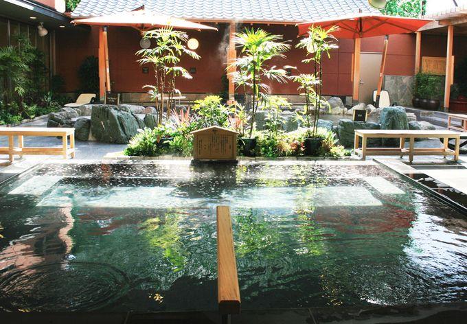 チムジルバンス 風呂
