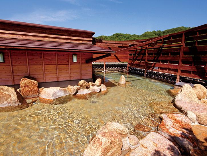 祥風苑 風呂