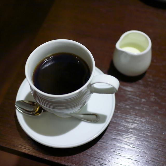 生きているコーヒー
