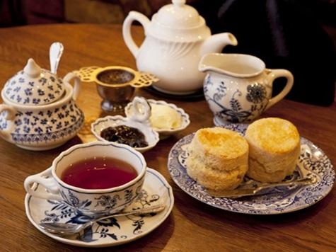 西洋茶館紅茶