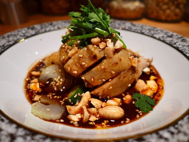 老虎菜 料理