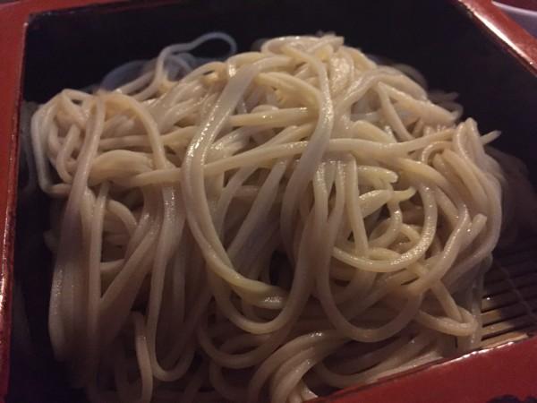瓢亭 夕霧蕎麦