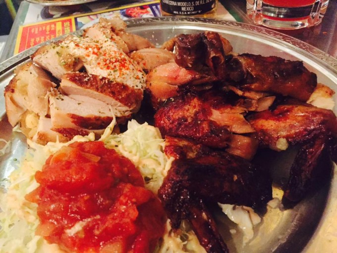 墨国回転鶏料理 QueRico