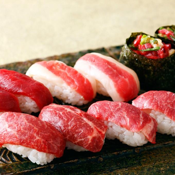 加藤商店 バル肉寿司
