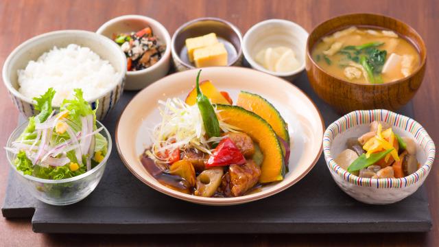 kawara和定食