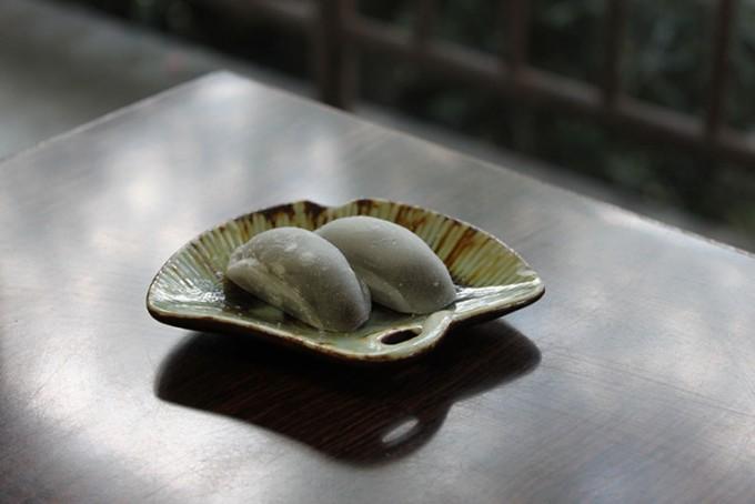 近江のお土産「走り井餅」