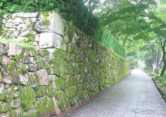 滋賀県民は近世以降石垣構築術で全国を支援してきた