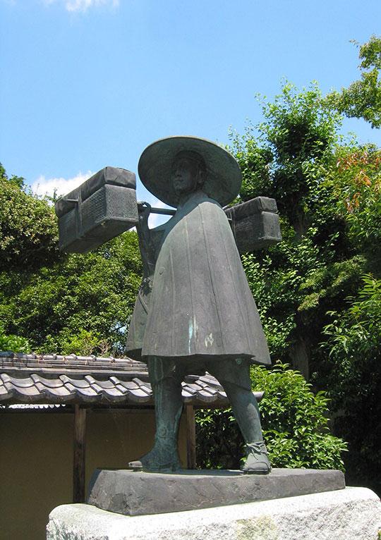 滋賀県民は近江商人を生んだ風土を自慢している