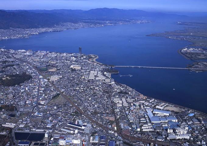滋賀県民は琵琶湖が日本一であることを自慢したい