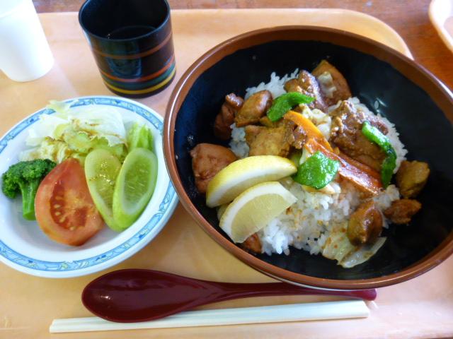 滋賀県のB級グルメ「高島とんちゃん丼」