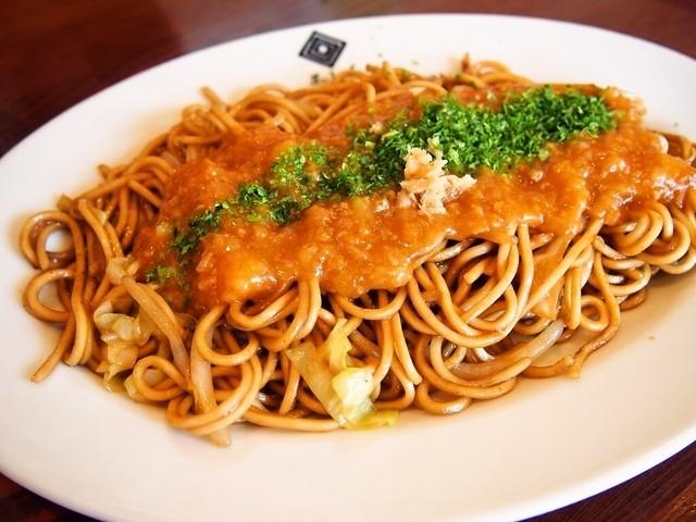 滋賀県のB級グルメ「イタリアン焼そば」