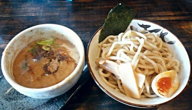 滋賀県のB級グルメ「こってりつけ麺」