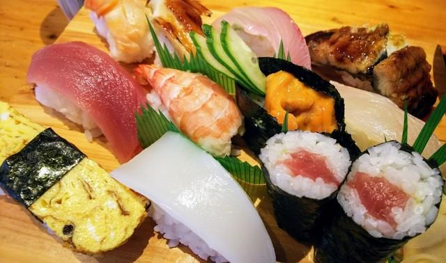 寿司・鰻・旨い処 だいみょう かもん
